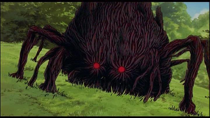 Unspeakable Vault of Doom Ghibli_tentacles